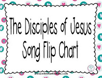 http://www.biblefunforkids.com/2016/02/the-10-disciples-of-jesus-song-flipchart.html