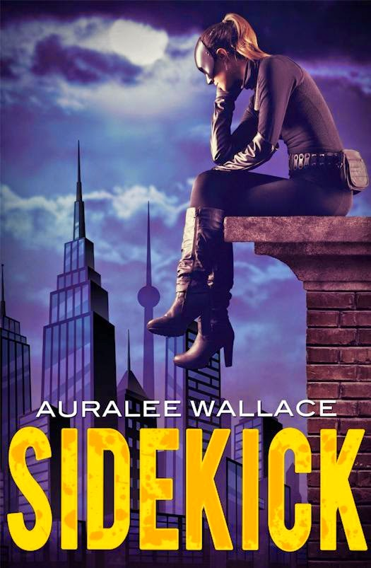 Interview with Auralee Wallace, author of Sidekick - June 14, 2014
