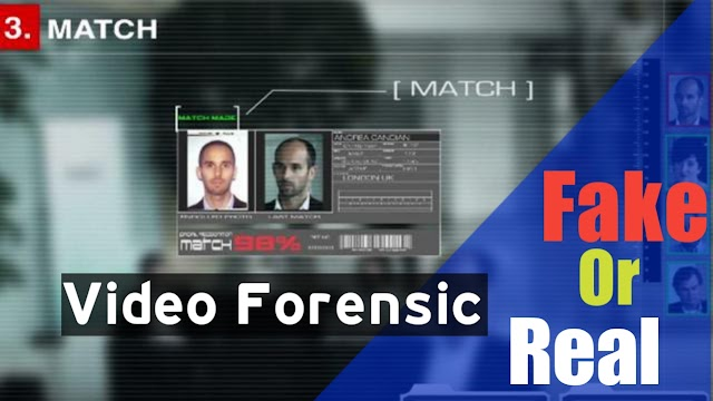 How To Identify Videos That Real Or Fake ? Video Forensic Investigation