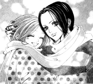 JK's Wing: Nana Manga review