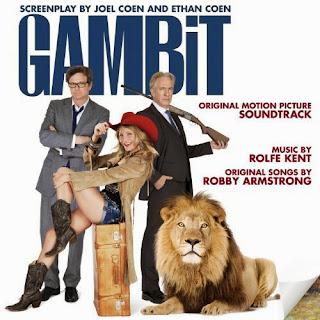 Un plan perfecto Gambit Canciones - Un plan perfecto Gambit Música - Un plan perfecto Gambit Soundtrack - Un plan perfecto Gambit Banda sonora