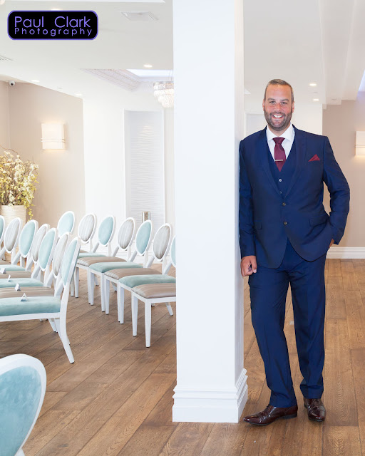 Groom at The Sands Hotel Margate