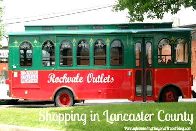 Spending the Day Shopping in Lancaster County Pennsylvania