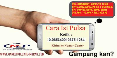 Cara Bisnis Pulsa All Operator Market Pulsa