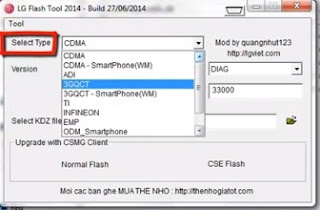 Flash Stock ROM ALL LG device