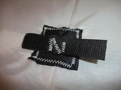 velcro strap for kite, make, sew
