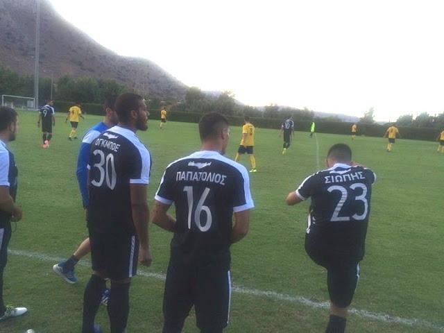Φιλικό: ΟΦΗ - Παλαιόχωρα 3-1