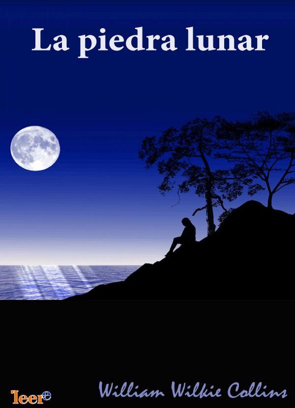 Cubierta del libro la piedra lunar de wilkie collins pdf epub