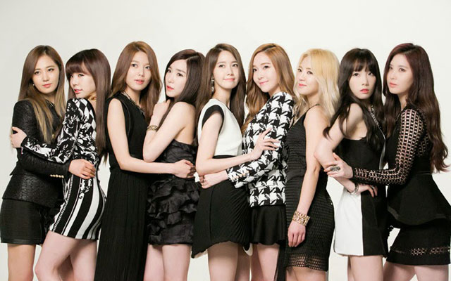 Lirik Lagu Girls ~ Girls' Generation