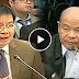 Watch: Sen. Lacson, nahuli na nagsisinungaling si SPO3 Lascañas sa kanyang statement