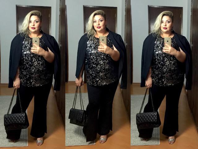 Look, Moda, Maquiagem, Evento, Arrume Se Comigo, Plus Size, Gordinha, Festa, Natal, Fashion MiMi, Mais Vaidosa, Pausa Para Feminices