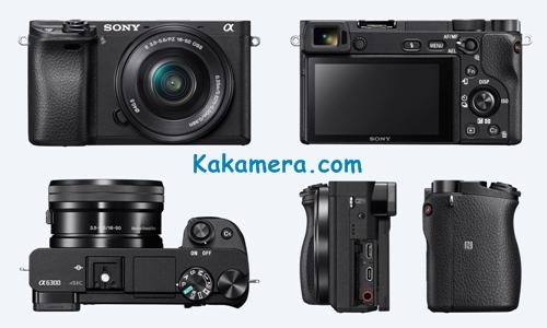 Harga Kamera Sony A6300