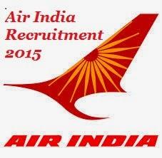 Air India Recruitment 2020