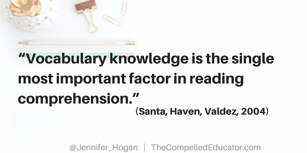 The Compelled Educator A Schoolwide Focus On Literacy