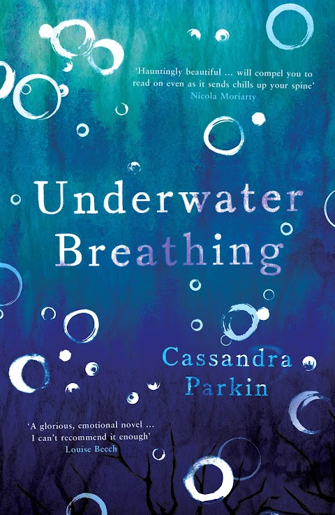 Underwater breathing Blog Tour - FEATURE