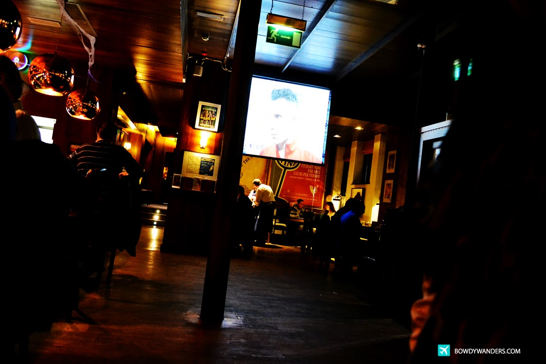 The Cloth Ear: The BEST Bar Service You'll Ever Find in Belfast