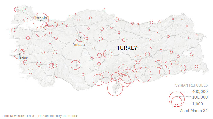How Turkey's Promise to Stop the Flow of Refugees Is Creating a New Crisis