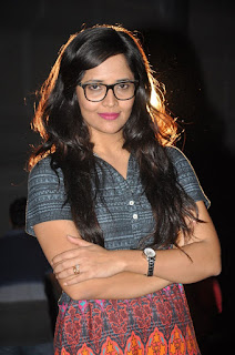 Actress Anchor Anasuya Picture Gallery at Kshanam Movie Success Meet 0007