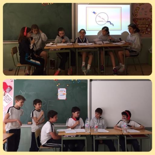 Agustinas Valladolid - 2017 - Educación Primaria 5 - Radio - Miralrededor 3