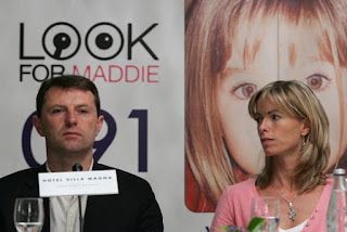 Pat Brown: A Decade of Deception: The Tenth Anniversary of the Madeleine McCann Case Look%2Bfor%2BMaddie