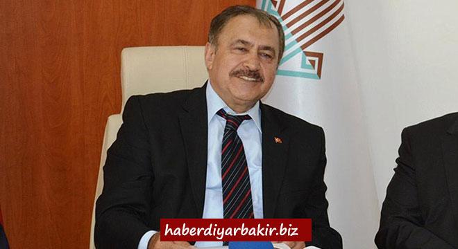 Bakan Veysel Eroğlu Diyarbakır'da 5 tesisin açılışını yapacak