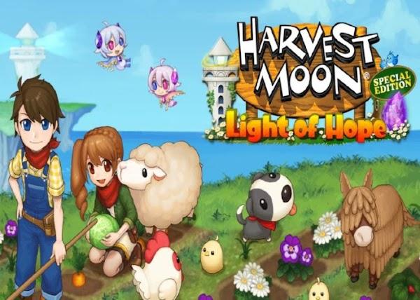 Harvest Moon: Light Of Hope v1.0.0 [Money Mod]