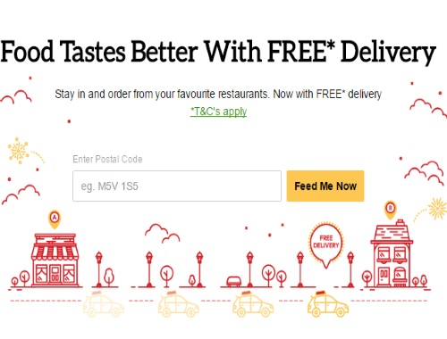 JustEat Save $7 Off + Free Delivery