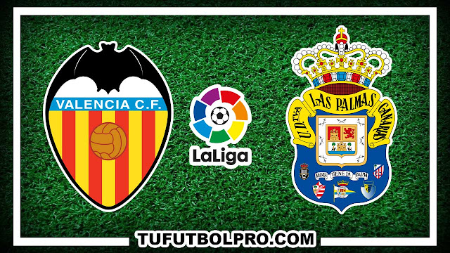 Ver Valencia vs Las Palmas EN VIVO Por Internet