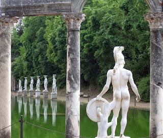 """Villa Adriana nei colori del Tramonto *Visita guidata con biglietto d'ingresso """"gratuito"""""""