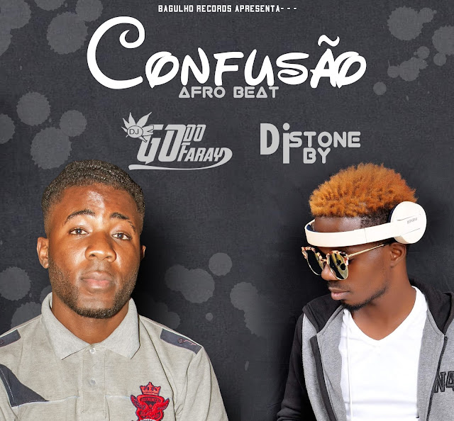 Dj Godo Faray Feat.  Dj Stone By - Confusão