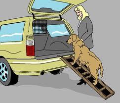 rampa para carros