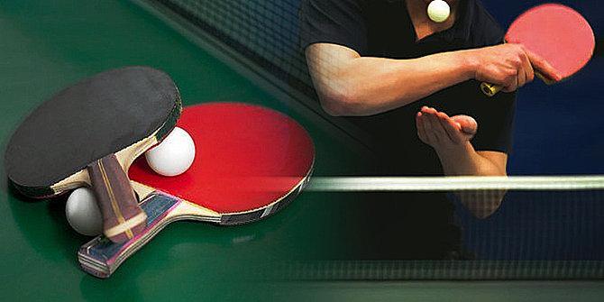 Teknik Pukulan Dan Melangkah Dalam Tenis Meja