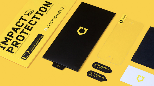 【犀牛盾 Impact Protection】5 倍抗衝擊緩衝層 iPhone Xs / Xs Max / Xr 專屬強化玻璃保護貼