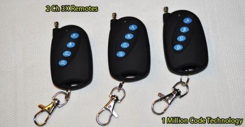 Chamberlain Clicker Universal Garage Door Opener Remote Control