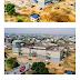 MPNAIJA GIST:Photos Work Resumes At The Long Abandoned Port Harcourt Mall