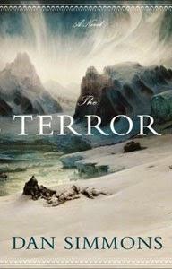 Portada original de El terror, de Dan Simmons
