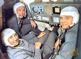 Σαν σήμερα …1971, η τραγική επιστροφή του Soyuz 11.