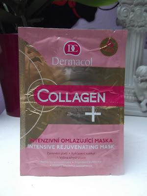 Collagen plus intensive rejuvenating face mask