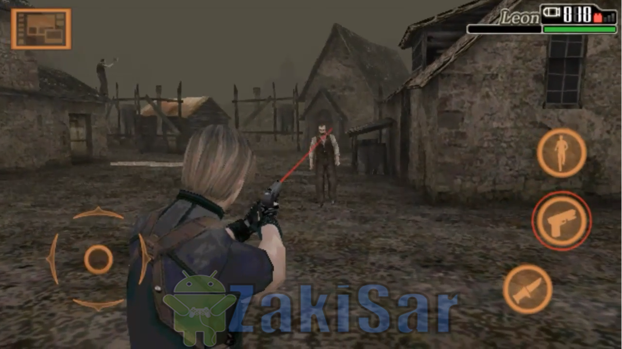 Resident Evil 4 Mod Android Apkdata Tanpa Root Update 2019