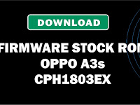 Download Firmware Stock ROM Oppo A3s CPH1803EX