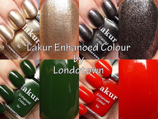 Lakur Enhanced Colour by Londontown