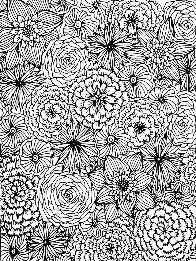 Alisaburke Free GIANT Coloring Page