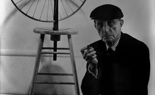 Truman Capote - Marcel Duchamp