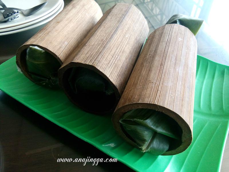 Nasi Bamboo Sungai Klah