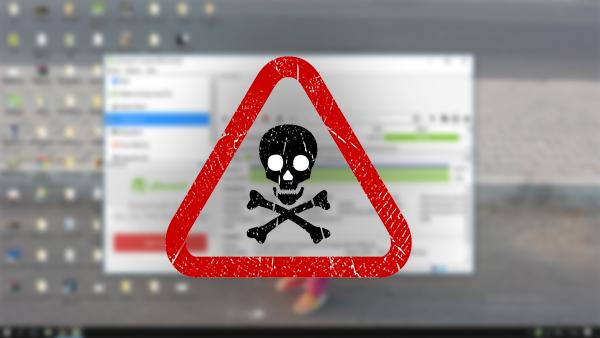 خطير: اذا كان هذا البرنامج في حاسوبك فقم بحذفه فوراً !