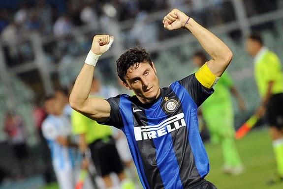 Inter Milan captain Javier Zanetti was so close to leave the Nerazzurri for Real Madrid