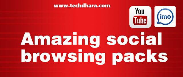 Robi Social Browsing Package
