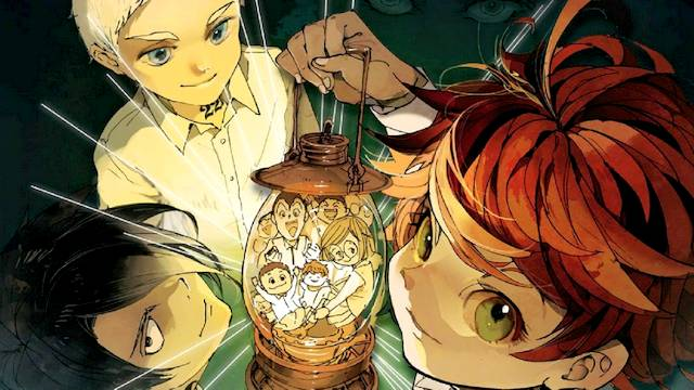 The Promised Neverland Chapter 121 Bahasa Indonesia