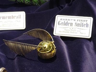 Snitch Dorado de Quidditch