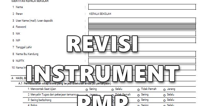 Download Instrument Pmp 2016 Hasil Revisi Guru Galeri
